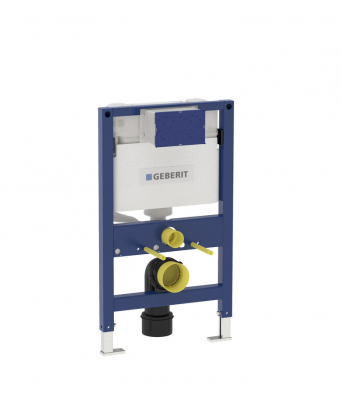 Geberit Duofix Frame for Wall-Hung WC, H82, with Kappa Cistern 15cm