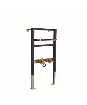 Geberit Duofix Frame for Washbasin H82-98, for Deck-Mounted Tap