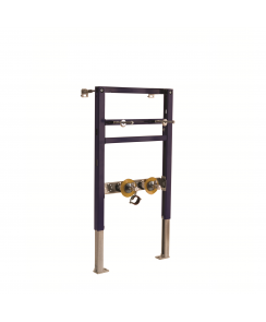Duofix Frame for Washbasin H82-98, for Deck-Mounted Tap
