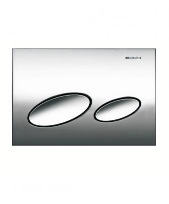 Geberit Kappa20 Dual Flush Plate
