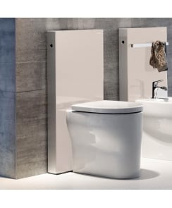 Monolith for Floor-Standing WC - 101 cm