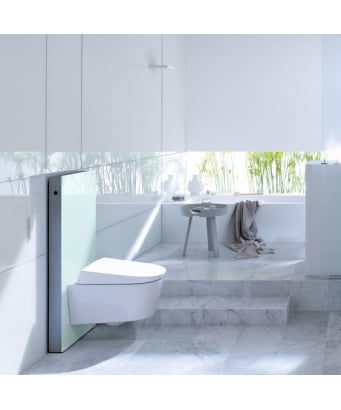 Geberit Monolith for Wall-Hung WC - 101 cm