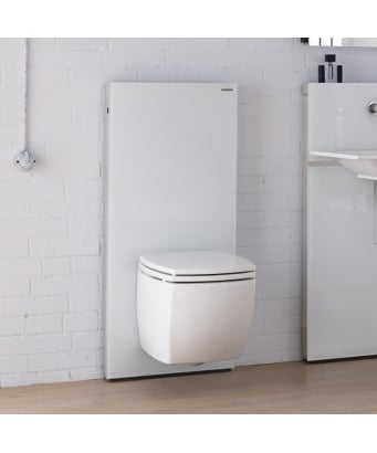 Geberit Monolith for Wall-Hung WC - 114 cm