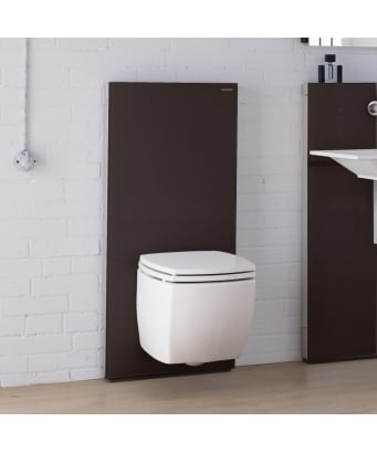 Geberit Monolith Plus for Wall-Hung WC - 114 cm