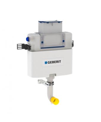 Geberit Omega Concealed Cistern 12cm, 6/3 Litres - Installation Height 98cm