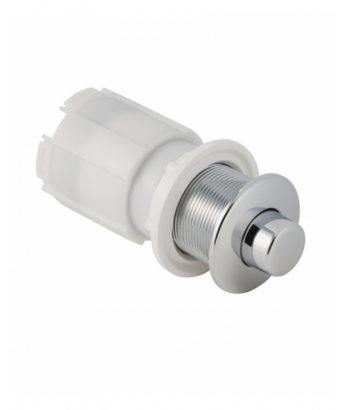 Geberit Palm Push Single Flush Pneumatic Button with Actuator for Furniture
