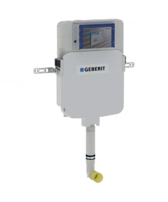 Geberit Sigma Concealed Cistern 8cm, 6/3 Litres - Installation Height 120cm