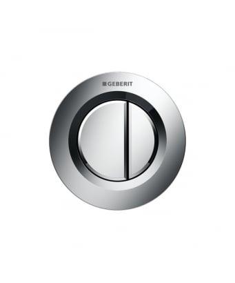 Geberit Type01 Dual Flush Pneumatic Button - For 12cm & 15cm Cisterns