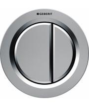 Type01 Dual Flush Pneumatic Button - For Furniture