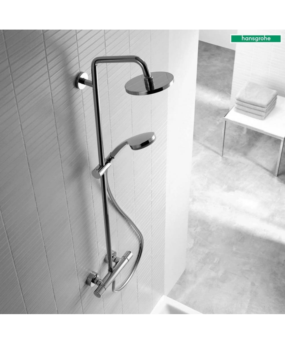hansgrohe shower system hansgrohe raindance cool hansgrohe atlanta photos hansgrohe. Black Bedroom Furniture Sets. Home Design Ideas