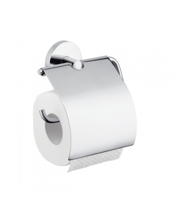 Hansgrohe Logis Roll Holder with Cover