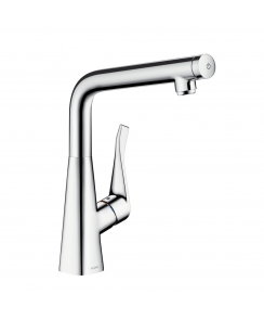 Metris Select Single Lever Sink Mixer