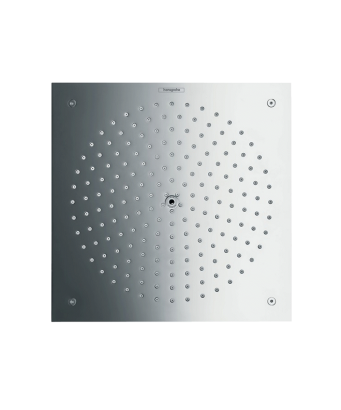 Hansgrohe Raindance 260x260 mm Air 1Jet Overhead Shower & Basic Set