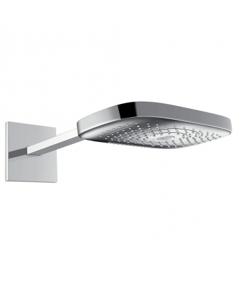 Hansgrohe Raindance Select E 300 3Jet Overhead with 390mm Shower Arm