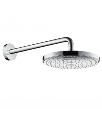 Hansgrohe Raindance Select S 240 2Jet Overhead Shower with 390mm Shower Arm
