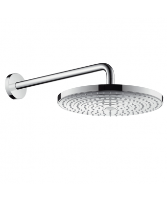Hansgrohe Raindance Select S 300 2Jet Overhead Shower with 390mm Shower Arm