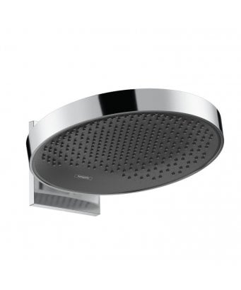 Hansgrohe Rainfinity Overhead shower 360 1jet With Wall Connector