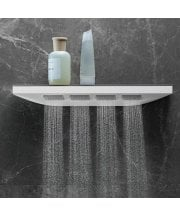 Hansgrohe Rainfinity Shoulder Shower 500 1jet With Shower Shelf