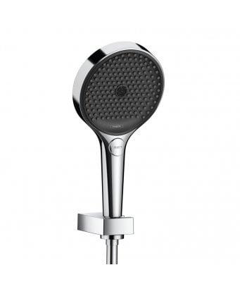 Hansgrohe Rainfinity Shower Holder Set 130 3jet with 125cm Shower Hose