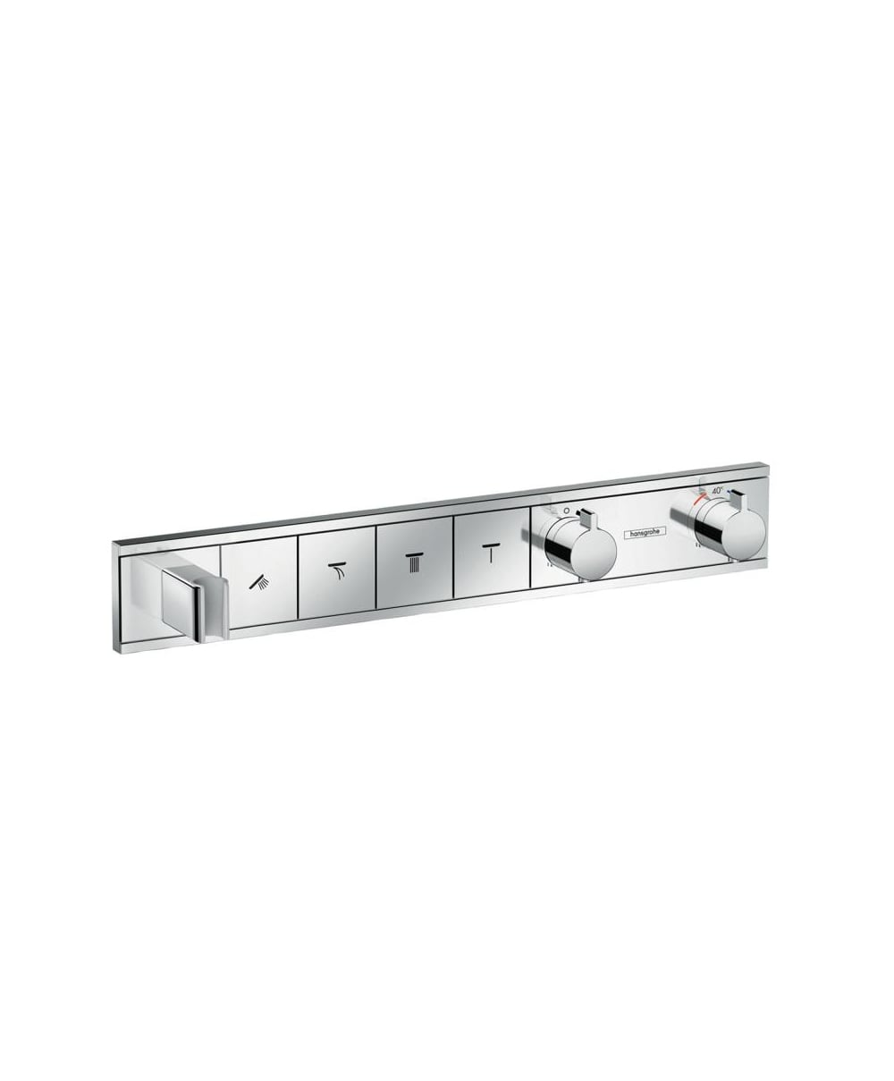 Hansgrohe RainSelect 4 Outlet Concealed Thermostatic Shower Mixer