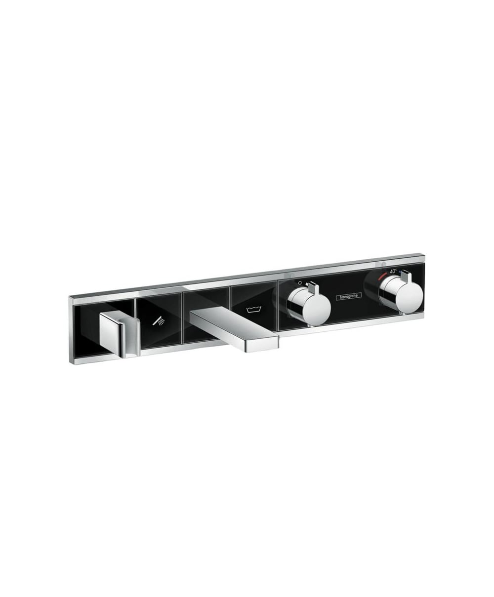 Hansgrohe RainSelect Concealed Thermostatic Bath Shower Mixer 15359000