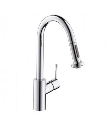 Hansgrohe Talis S² Variarc Single Lever Sink Mixer with Pull-Out Spray