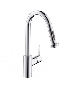Talis S² Variarc Single Lever Sink Mixer with Pull-Out Spray
