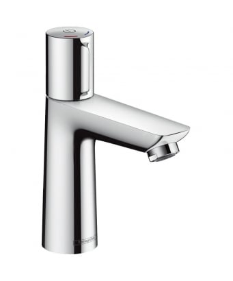 Hansgrohe Talis Select E Single Lever Basin Mixer 110 with Pop-Up Waste