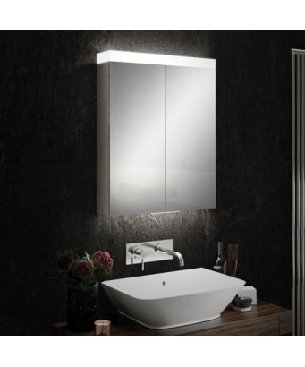 HIB Apex LED Mirror Cabinet