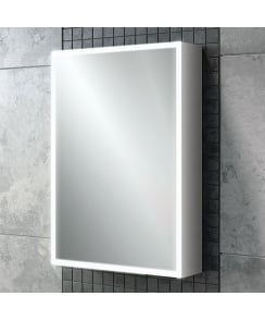Qubic LED Mirror Cabinet