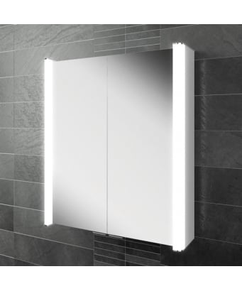 HIB Vita LED Mirror Cabinet
