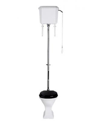 Imperial Astoria Deco High Level Toilet
