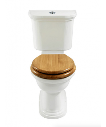 Imperial Carlyon Close Coupled Toilet