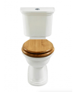 Carlyon Close Coupled Toilet