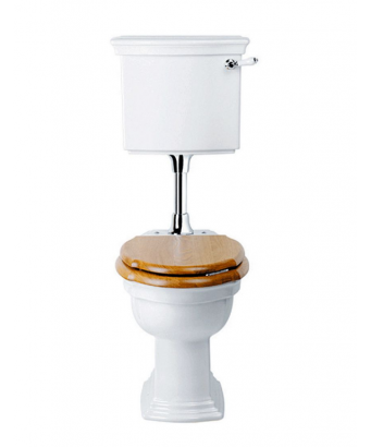 Imperial Westminster Low Level Toilet