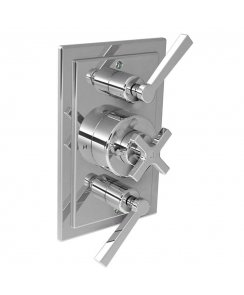 Concealed Mackintosh Dual Flow Control Thermostatic Mixing Valve
