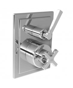 Concealed Mackintosh Thermostatic Mixing Valve