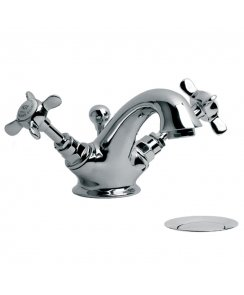 Connaught Monobloc Basin Mixer with Pop-Up Waste