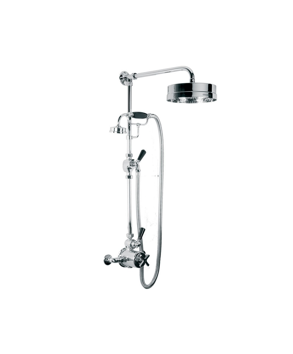 Beautiful Thermostatic Exposed Shower System Ensign - Bathroom and ...