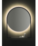 No Code Cassiopea LED Mirror