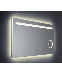 Dorado LED Mirror with Magnifying Mirror