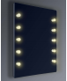 No Code Movie Star LED Mirror
