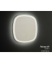 No Code Norma LED Mirror