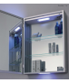 No Code Rigel LED Mirror Cabinet