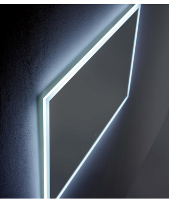 No Code Starlight LED Mirror