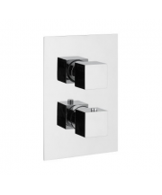 Thermostatic Shower Valve - Anthracite