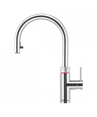 Quooker Flex All-In-One Boiling Hot Water Tap with Pull Out Hose