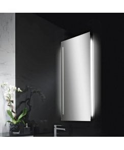 Graceline Illuminated LED Mirror 920x400 - Horizontal or Vertical
